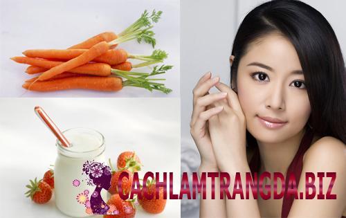 Hướng dẫn làm trắng da với cà rốt để có làn da trẻ trung 1