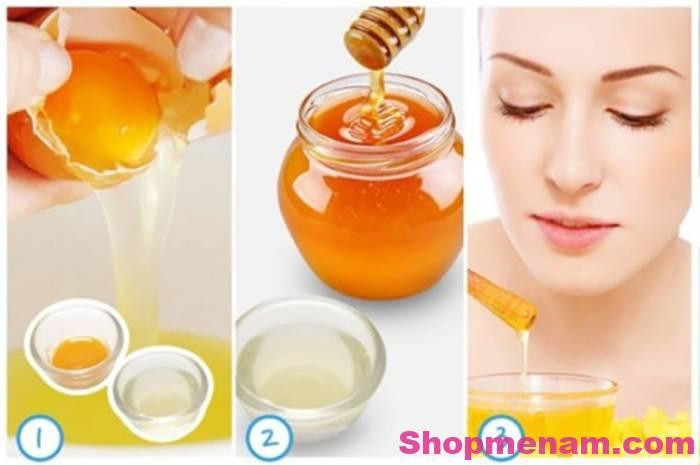Bí quyết giảm rụng tóc bằng mặt nạ sữa và mật ong cực hiệu quả 2