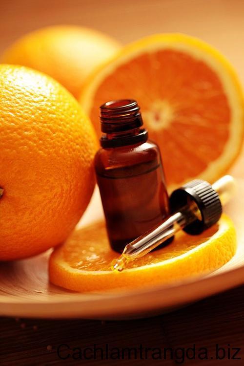 Trị da mặt bị mụn dễ dàng bằng 7 loại tinh dầu dưỡng da tốt nhất 3