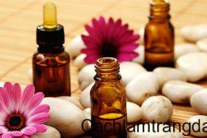 Trị da mặt bị mụn dễ dàng bằng 7 loại tinh dầu dưỡng da tốt nhất