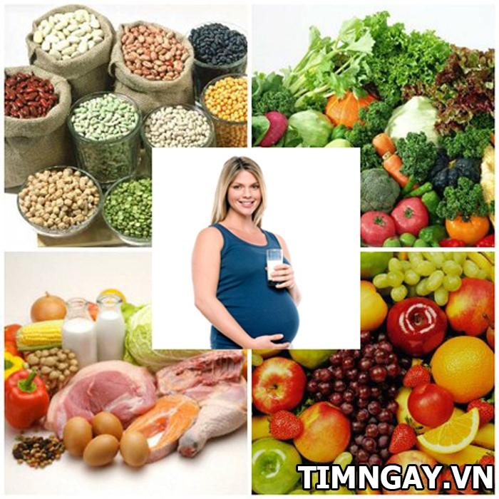 Bà bầu nên ăn gì vào buổi tối để có thai kỳ khỏe mạnh? 4
