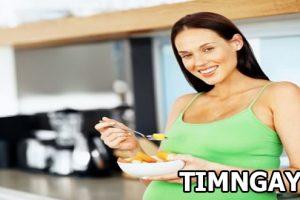 Bà bầu nên ăn gì vào buổi tối để tốt nhất cho sức khỏe?