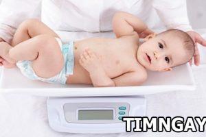 Bí quyết giúp trẻ sơ sinh tăng cân hiệu quả các mẹ nên áp dụng