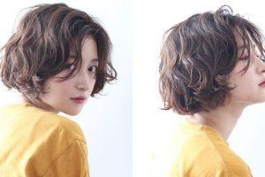 Các kiểu tóc xoăn ngắn đẹp cho nàng xinh tươi trong ngày hè