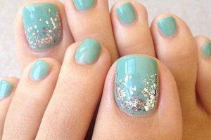 Các mẫu móng chân đẹp mê ly theo phong cách của riêng bạn 1