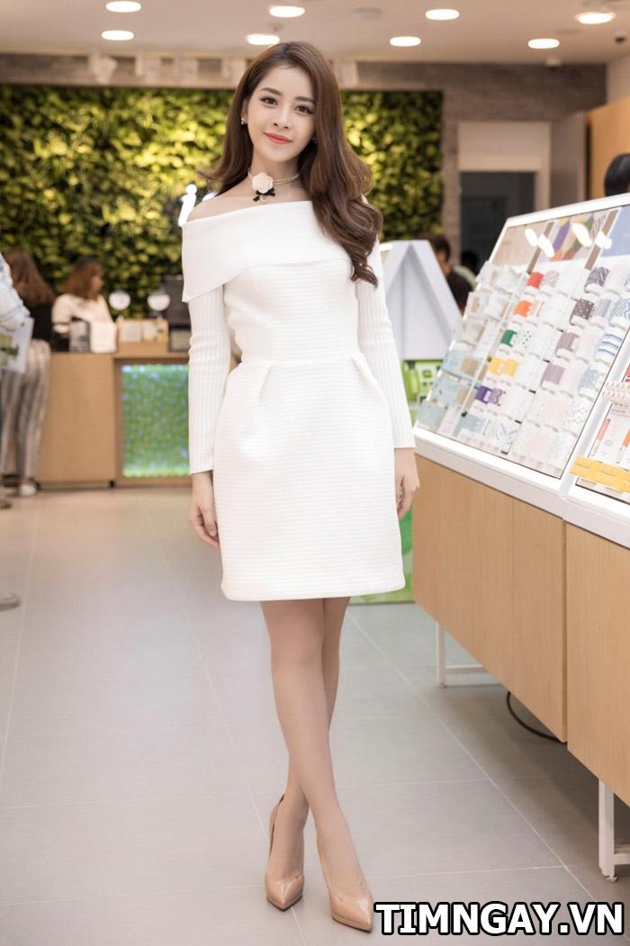 Cách lựa chọn những mẫu váy đẹp phù hợp với mọi sự kiện. 5