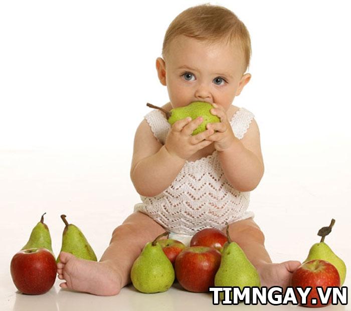 Chế độ dinh dưỡng cho bé 1 tuổi và cách chăm sóc tốt nhất 2