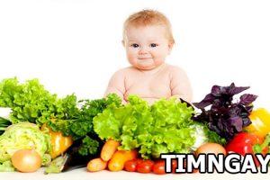 Chế độ dinh dưỡng cho bé 1 tuổi và cách chăm sóc tốt nhất