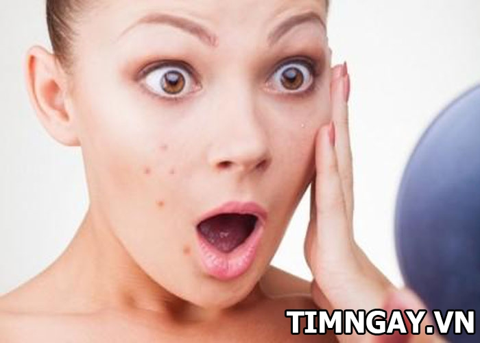 Dị ứng mỹ phẩm nên đắp mặt nạ gì? Nguyên nhân gây dị ứng mỹ phẩm 1
