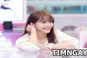 Diễn viên Khả Ngân - hot girl có khuôn mặt thiên thần