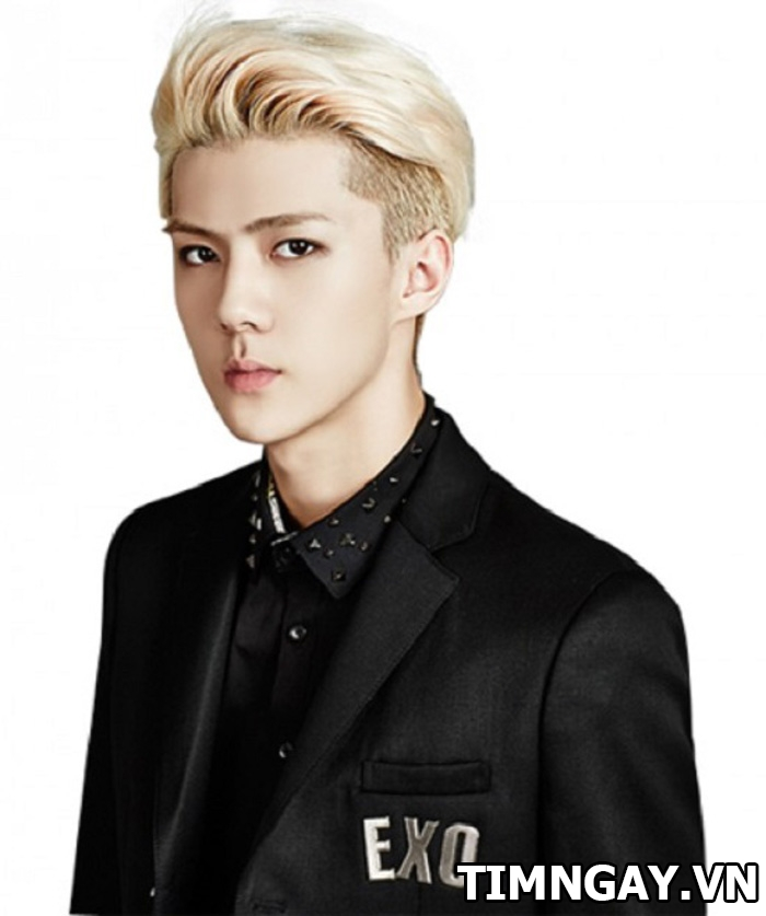 Giới thiệu các kiểu tóc nam cho mặt vuông mang phong cách Hàn Quốc cực hot 10