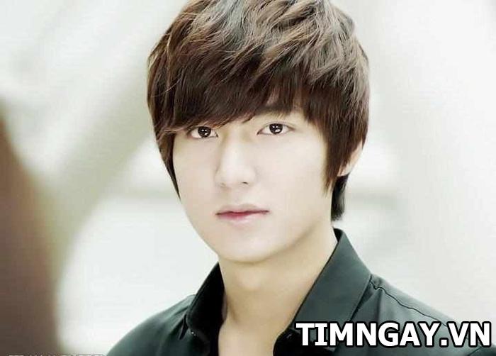 Giới thiệu các kiểu tóc nam cho mặt vuông mang phong cách Hàn Quốc cực hot 5