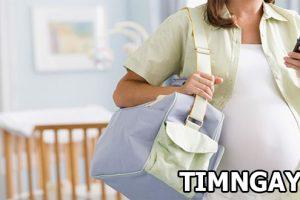 Hỏi đau bụng lâm râm có phải là dấu hiệu sắp sinh không?