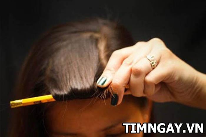 Hướng dẫn các bước làm tóc xoăn tại nhà không cần máy 1
