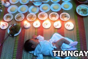 Lễ đầy tháng cho trẻ - ý nghĩa sâu xa và những lễ vật cần chuẩn bị