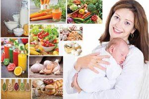 Mẹ nên ăn gì để có nhiều sữa cho bé bú đầy đủ dinh dưỡng và khỏe mạnh