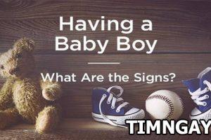 Những dấu hiệu cho thấy mẹ mang bầu con trai hay con gái