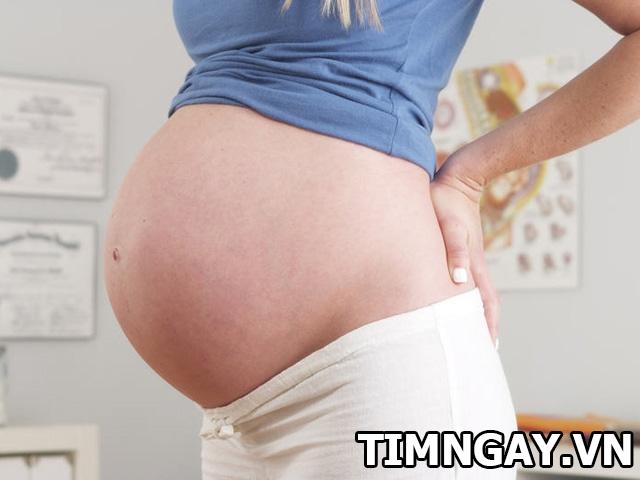 Những dấu hiệu chuyển dạ thật mẹ bầu cần biết để luôn sẵn sàng trong mọi tình huống. 2