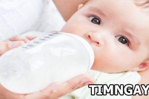 Những điều cần biết khi mua sữa cho trẻ 3 tháng tuổi