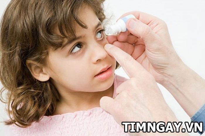 Những điều mẹ cần biết về bệnh đau mắt đỏ ở trẻ nhỏ 2
