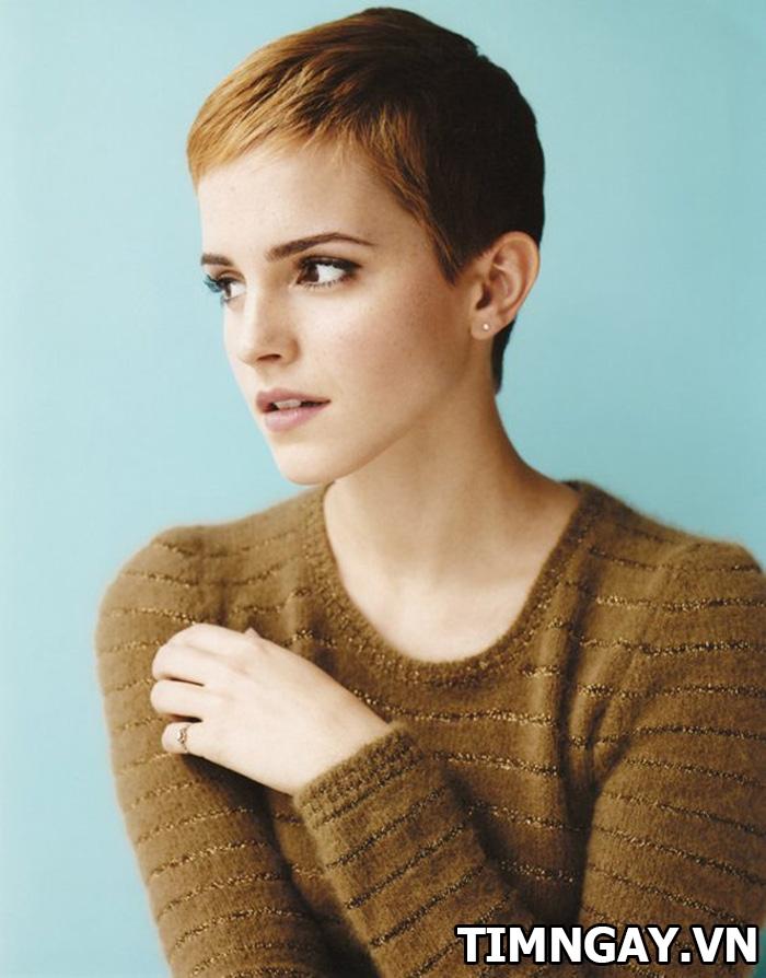 Những kiểu tóc hợp với mặt trái xoan mang phong cách cá tính, bụi bặm 4