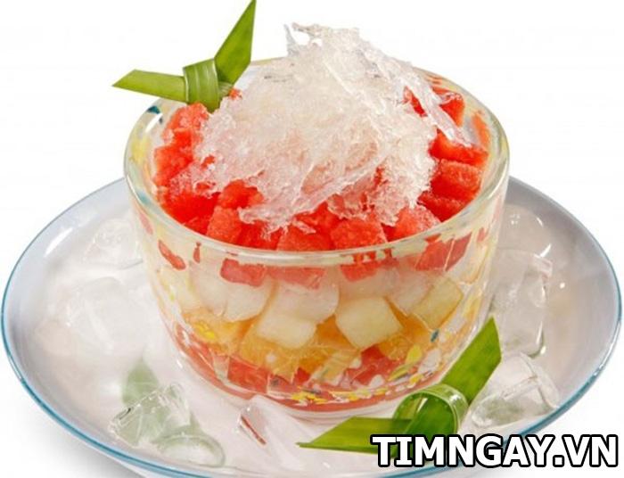 Những loại quả được dùng làm trái cây dầm phổ biến hiện nay 2