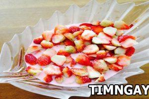 Những loại quả được dùng làm trái cây dầm phổ biến hiện nay