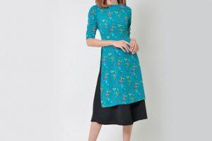 Những mẫu áo cách tân mới nhất năm 2019 của tà áo dài truyền thống
