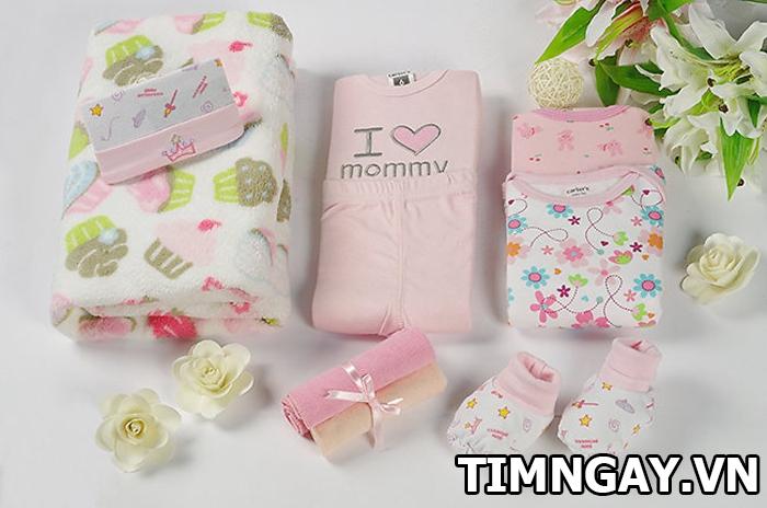 Những món đồ cần thiết cho trẻ sơ sinh trước khi đến bệnh viện 1