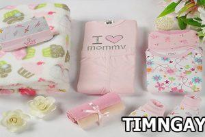 Những món đồ cần thiết cho trẻ sơ sinh trước khi đến bệnh viện