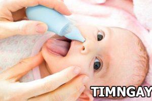Phải làm sao khi trẻ sơ sinh nghẹt mũi khò khè. Kinh nghiệm xử lý cho các mẹ 0
