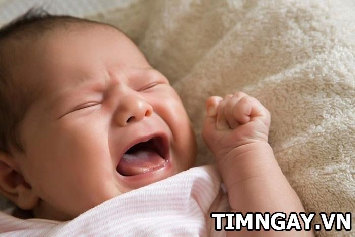 Phải làm sao khi trẻ sơ sinh nghẹt mũi khò khè. Kinh nghiệm xử lý cho các mẹ 1