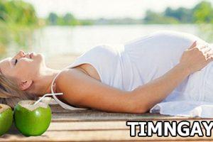 Phụ nữ có thai có nên uống nước dừa? Những lợi ích của nước dừa 0