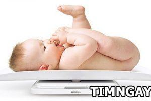 Phương pháp an toàn giúp trẻ sơ sinh tăng cân đều