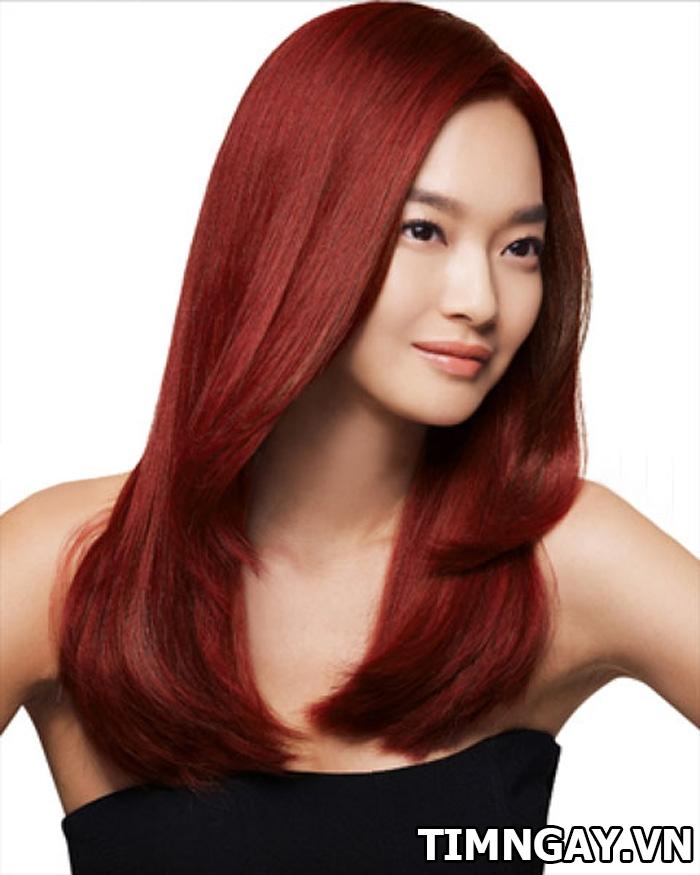 Tư vấn chọn màu nhuộm tóc đẹp phù hợp với làn da 2