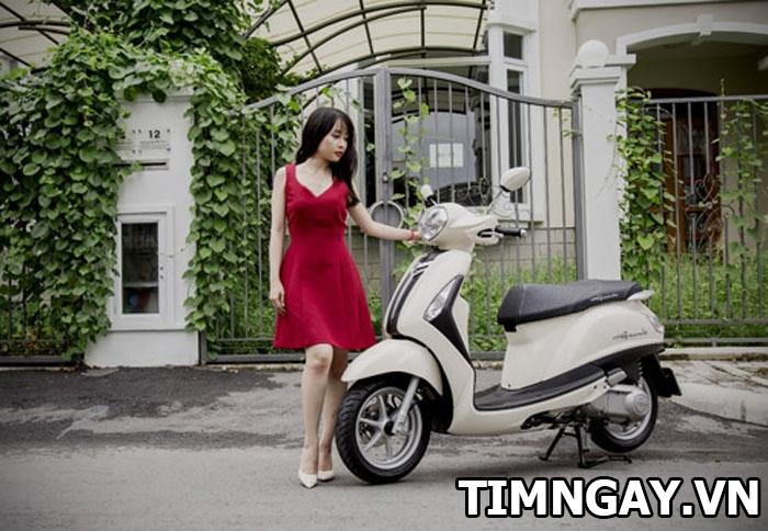 Xe Yamaha Grande Deluxe – sự thanh lịch đến từng chi tiết 2