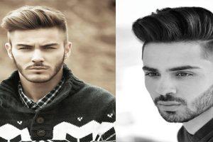 2 kiểu tóc nam cho mặt vuông không bao giờ lỗi mốt