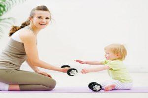 Áp dụng ngay những cách giảm béo sau sinh đơn giản hiệu quả