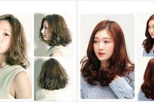 Bật bí 7 kiểu tóc uốn đuôi siêu đẹp và dễ thương dành cho các nàng