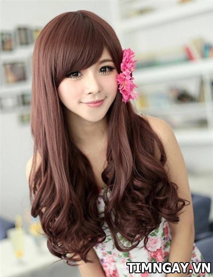 Biến hóa các kiểu tóc dành cho mặt tròn theo từng cá tính khác nhau 2