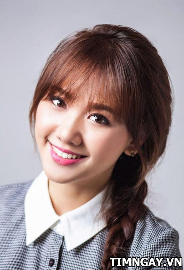 Các kiểu tóc của Hariwon, trẻ trung, năng động và phong cách 3