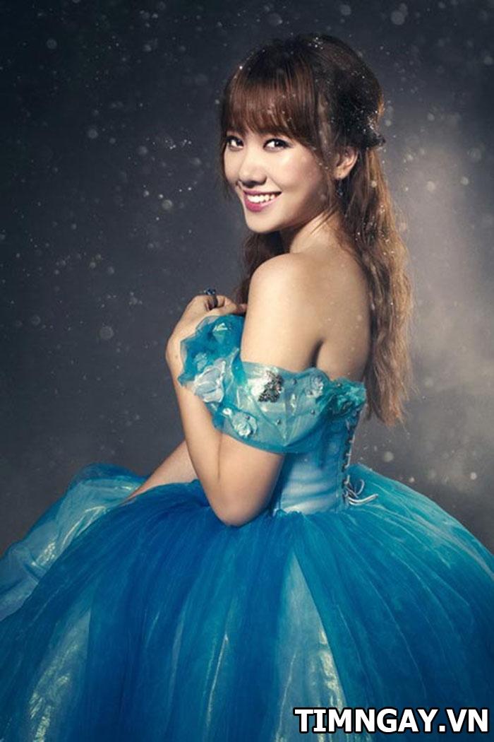 Các kiểu tóc của Hariwon, trẻ trung, năng động và phong cách 4