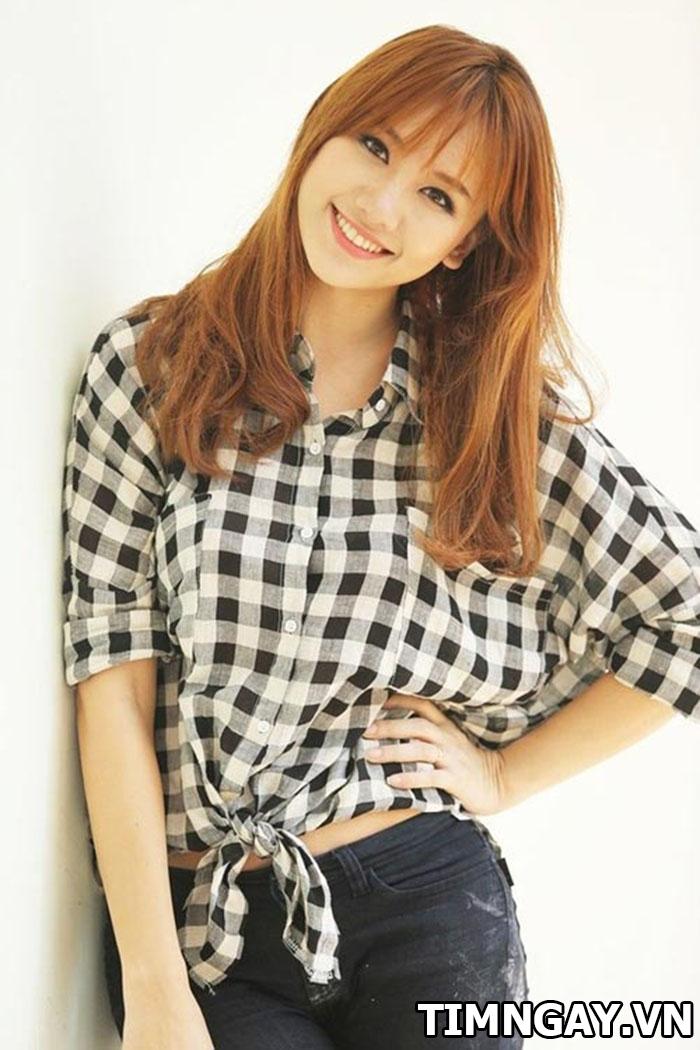 Các kiểu tóc của Hariwon, trẻ trung, năng động và phong cách 5