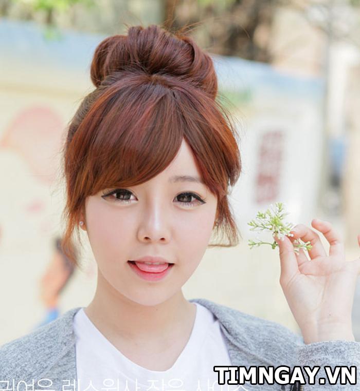 Các kiểu tóc dành cho mặt tròn khiến gương mặt bạn thon gọn hơn 4