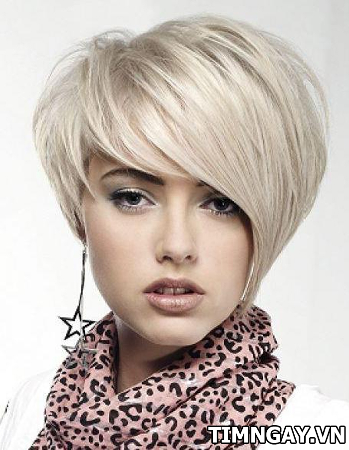 Các kiểu tóc dành cho mặt tròn khiến gương mặt bạn thon gọn hơn 9