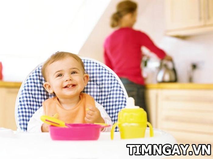 Cách chuẩn bị thực đơn hàng ngày cho trẻ 1 tuổi trong một tuần 1