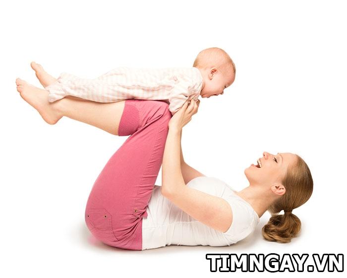 Cách giảm cân khi đang cho con bú hiệu quả mẹ có biết 3