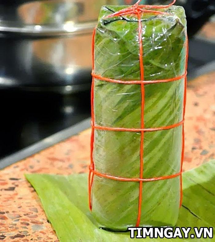 Cách làm món chả lụa thịt heo ngon dai không hóa chất 4