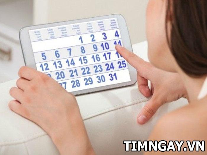 Cách tính ngày sinh chính xác nhất cho các mẹ bầu 1