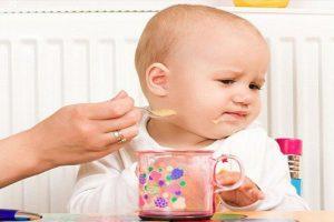 Cháo cho trẻ biếng ăn và nguyên nhân biếng ăn ở trẻ nhỏ